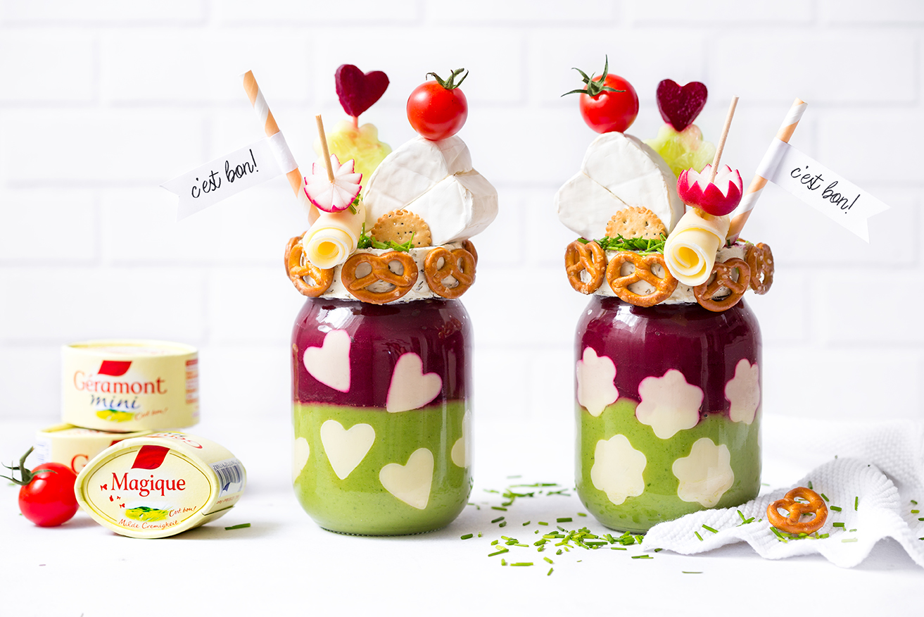 "Sommertrend, Freakshakes, Géramont, ""Nicest Things"", Food-Trend"
